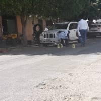 Atacan a balazos a presidente de COPARMEX SLP