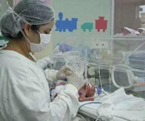 Técnico em enfermagem UTI Pediátrica