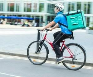 Entregador Ciclista