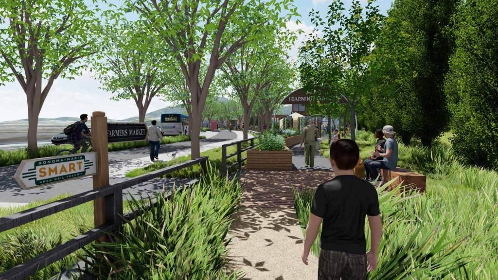 Climate Garden Walk_View 17