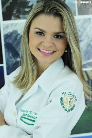 Nutricionista Patrícia Tavares