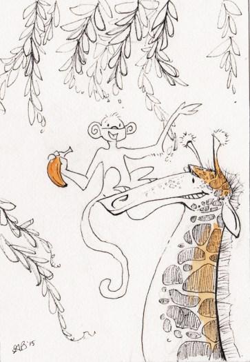 Monkey_Giraffe