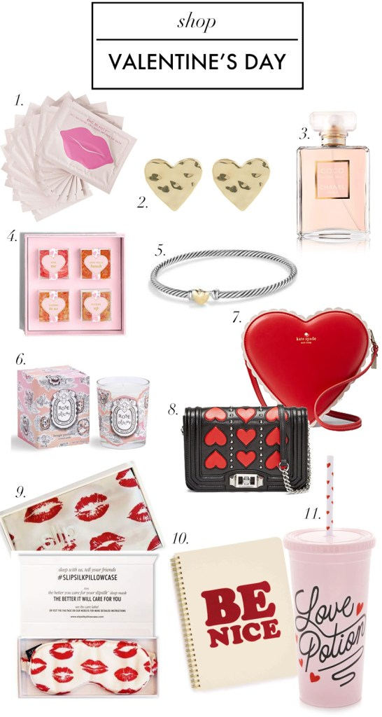 Valentine's Day Gifts for Her - A Pearl Kind of Girl