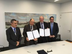 APEC signs cooperation agreement with OMMP
