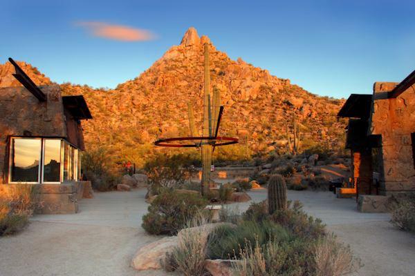 """""""Sunrise at Pinnacle Peak Park"""" by Jim Sciacero"""