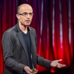 Ted Talk: What explains the rise of humans?