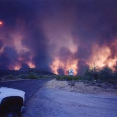 The Rio Fire Remembered – July 7, 1995