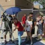 CCUSD: Lone Mountain Elementary Embraces Science, Solar Eclipse