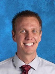 Dr. Matt Schenk, Horseshoe Trails Principal