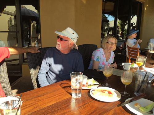 Bob Brown, Judy Conklin, Don Doherty