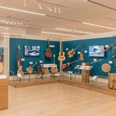 MIM Tuned In News: Arizona Instrument Makers Exhibit Updated