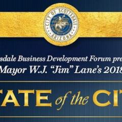 Scottsdale Mayor's State of  the City Luncheon Set for Jan. 31st