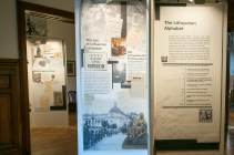 "Exhibition: ""Understanding Lithuania(n): Ancient for Modern Communication"""