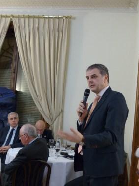 Jasenko Selimovic, MEP