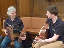 Irish Music group of Yves Béraud
