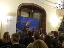Zoran Popovic, Permanent Representative of the Republic of Serbia to the Council of Europe