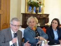 Michael Gahler, MEP, Claudia Schmidt, MEP, and Elisabeth Köstinger, MEP