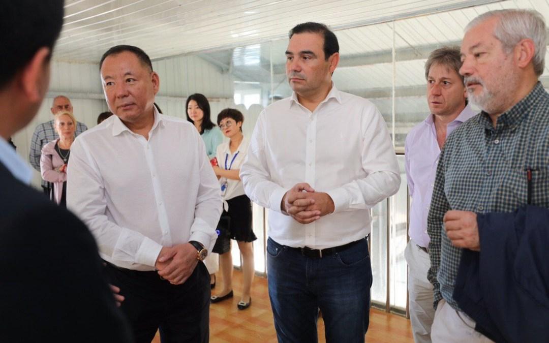 Expectativa del sector maderero por la misión comercial de Valdés en China