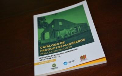 Corrientes tiene su primer Catálogo de Productos Madereros para la Construcción