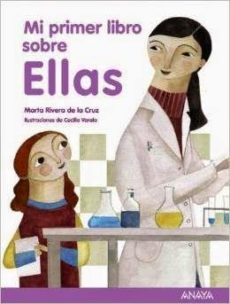 Reseña: «Mi primer libro sobre Ellas»