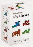 Selección de libros en inglés para bebés