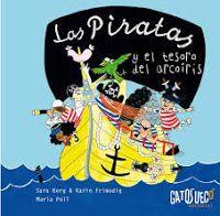 Reseña: «Las piratas y el tesoro del arcoíris»