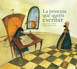 Reseña: «La princesa que quería escribir»