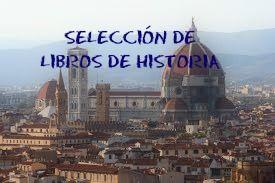 Selección de libros de historia