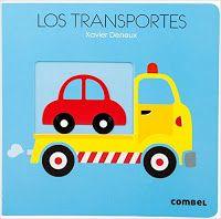 Selección de libros sobre vehículos y medios de transporte