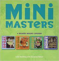 Selección de libros sobre pintores/as y escultores/as