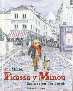 Reseña: «Picasso y Minou»