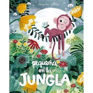 Reseña: «Pequeña en la jungla»