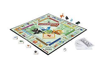 Juego De Mesa Monopoly Junior Apegoyliteratura