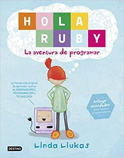 Reseña: «Hola, Ruby. La aventura de programar»
