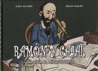 Reseña: «Ramón y Cajal. Una vida al microscopio»