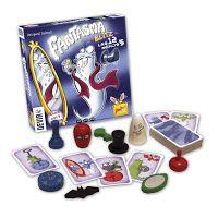 Selección de juegos de mesa de misterio para toda la familia
