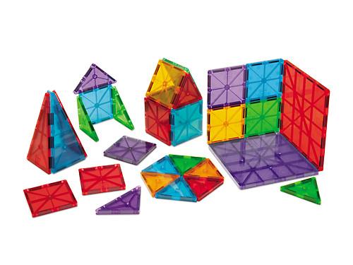Jueguetes de construcción: Magna-tiles