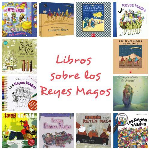 Selección de libros sobre los Reyes Magos
