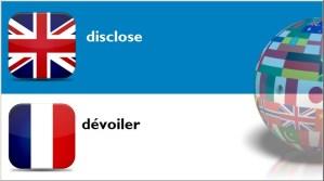 disclose1