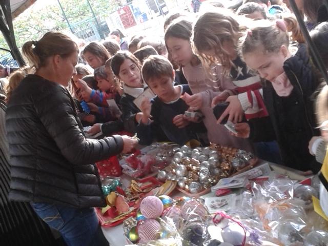 Marché de Noël 2014 Fénelon Grasse