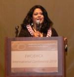EWC Education specialist Maya Soetoro-Ng