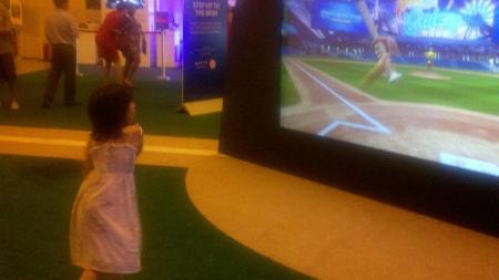 Baseball VR Game
