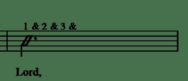 GGTOSins Measure 4 Rhythm