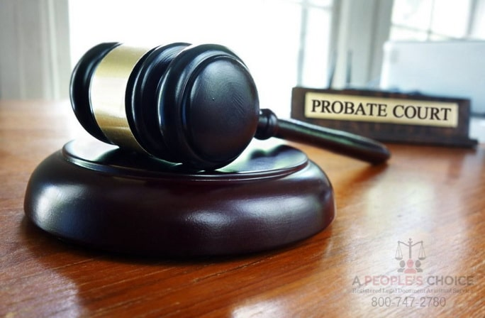 close a probate estate in california
