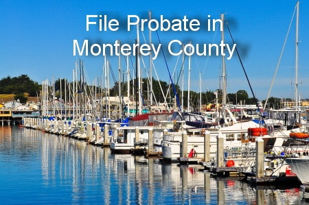 probate in monterey county