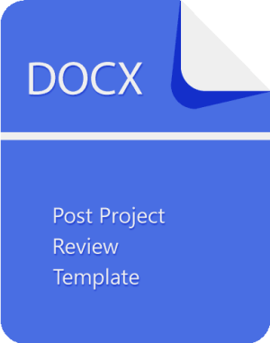 Post Project Review Template