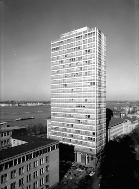 PSE, Mannesmann Hochhaus, Düsseldorf