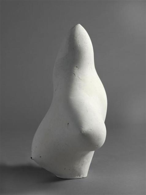 Jean Arp, Trois bourgeons, 1957, Clamart, fondation Arp_1