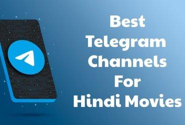 Best Telegram Hindi Movie Channels