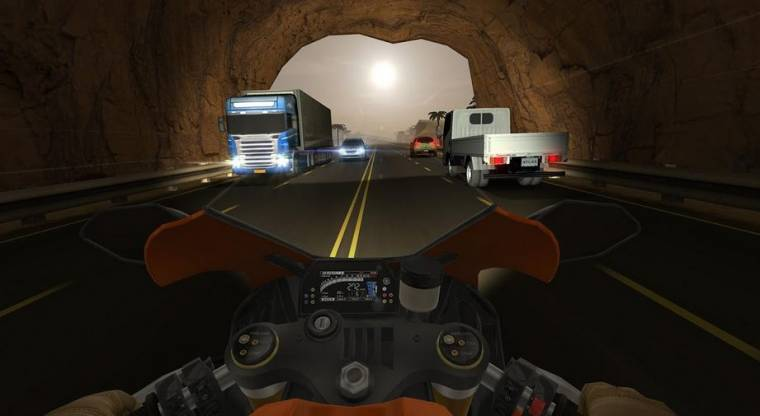 traffic rider mod apk with unlimited money
